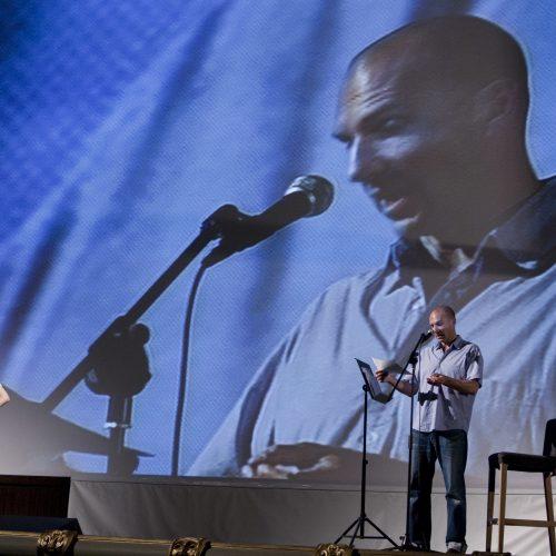 Photo by Valerio Mezzanotti / NowFashion.com © 2010 Premio Vallombrosa 2010 Caption: Portrait of Ralph Fiennes