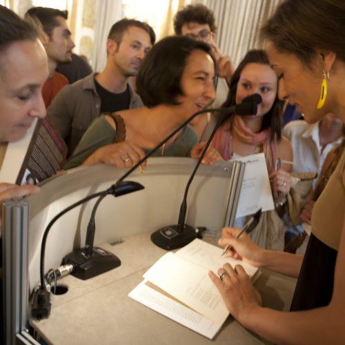 Photo by Valerio Mezzanotti / NowFashion.com © 2011 Premio Von Rizzori